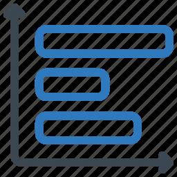 analytics, diagram, graph, report icon