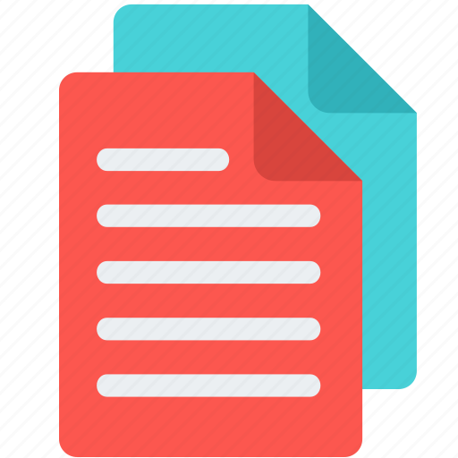 article, copy, document, file, paper, sheet icon
