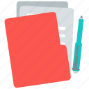 business, document, file, office, paper, report, sheet icon