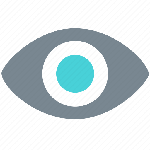 explore, eye, glass, magnifier, optimization, view icon