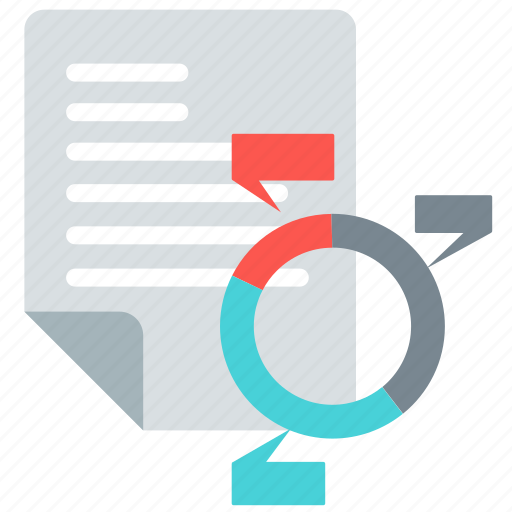 analytics, chart, data, diagram, graph, report icon