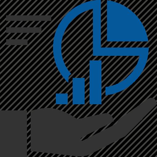 analysis, analytic, data, diagram, graph, presentation icon
