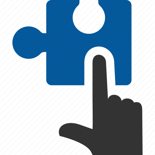Solution, block, business, management, problem, strategy icon - Download on Iconfinder