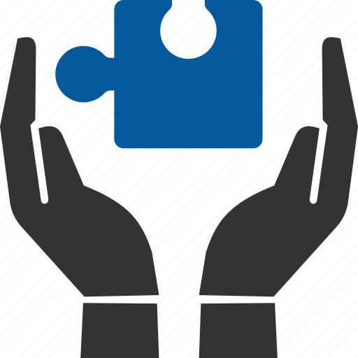 Provider, solution, block, games, management, strategy icon - Download on Iconfinder