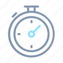 fast, speed, stopwatch, time, timer icon
