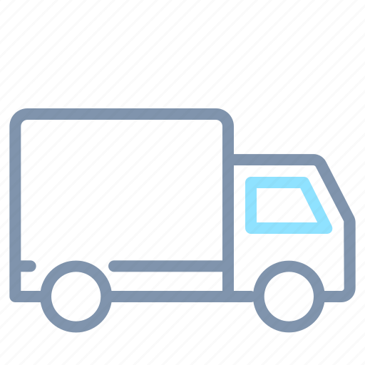 Cargo, delivery, logistics, shipping, transport, transportation, truck icon - Download on Iconfinder