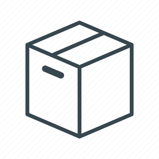 Business, cardboard packaging, cargo, container, delivery, logistics, shipping icon - Download on Iconfinder