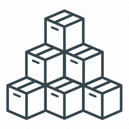 business, cargo, container, delivery, intermodal, logistics, shipping icon