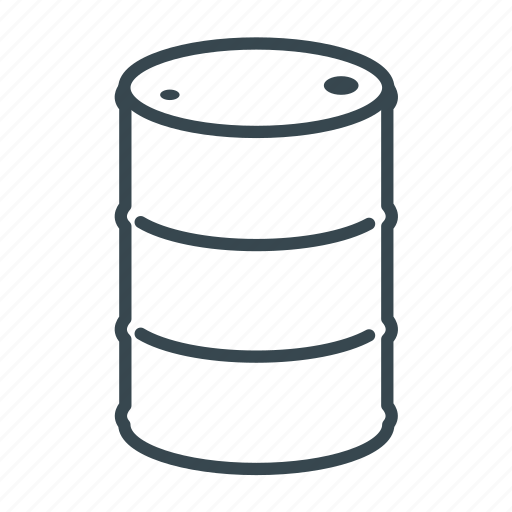 Barrel, business, cargo, container, drum, logistics icon - Download on Iconfinder