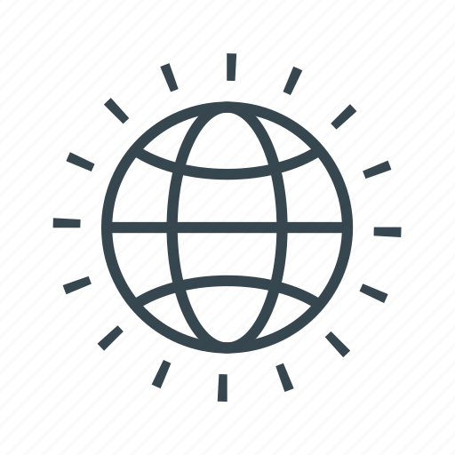 Business, export, globe, import icon - Download on Iconfinder