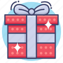 gift, present, wrapping icon