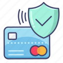 ccv, payment, safe, security icon