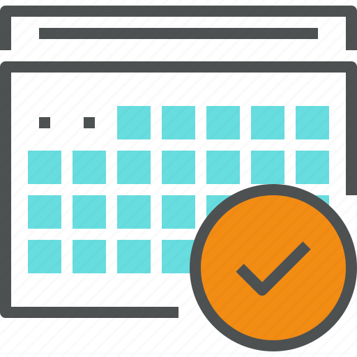 calendar, date, event, organizer, plan, planning, schedule icon