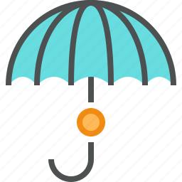 finance, insurance, money, protection, safety, security, stability, umbrella icon