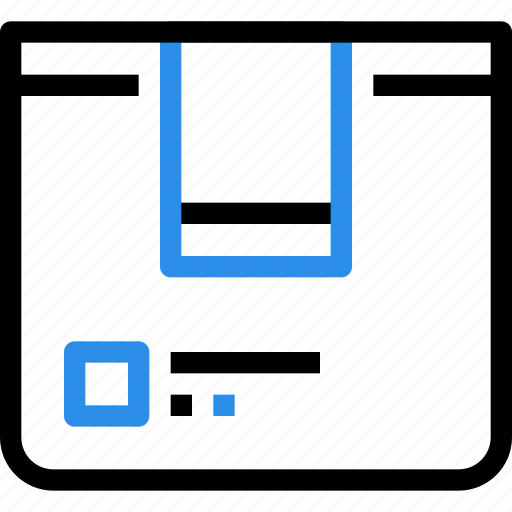 box, delivery, product, shipping, shop, shopping icon
