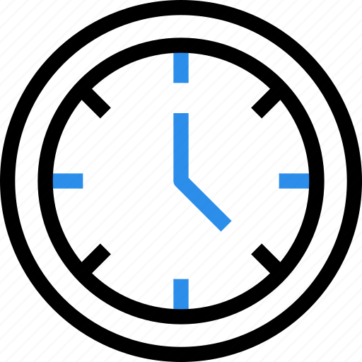 business, clock, management, office, time, timer icon