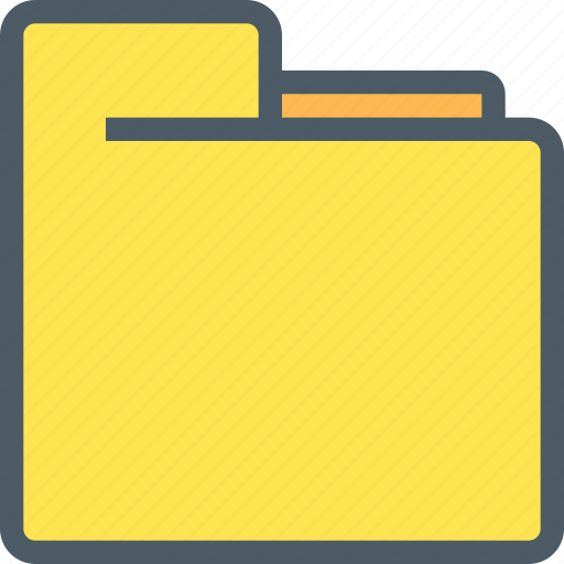 business, corporate, data, document, file, folder, office icon