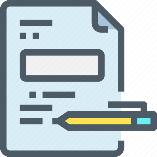 bank, business, contract, document, finance, paper icon