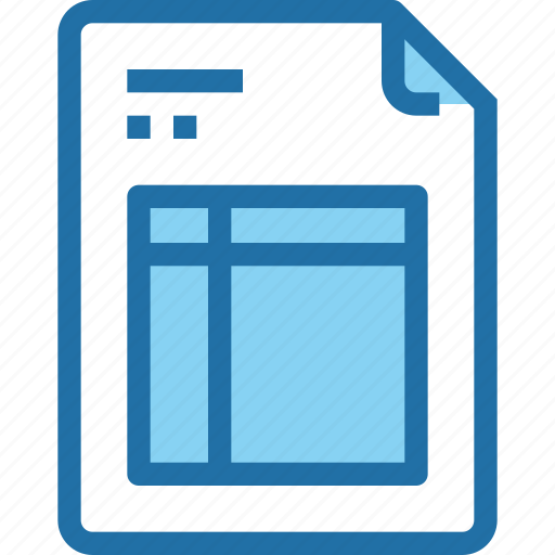 banking, business, finance, invoice, office, paper icon