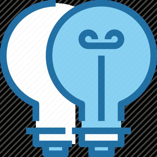 brainstorm, business, idea, light, think, thinking icon