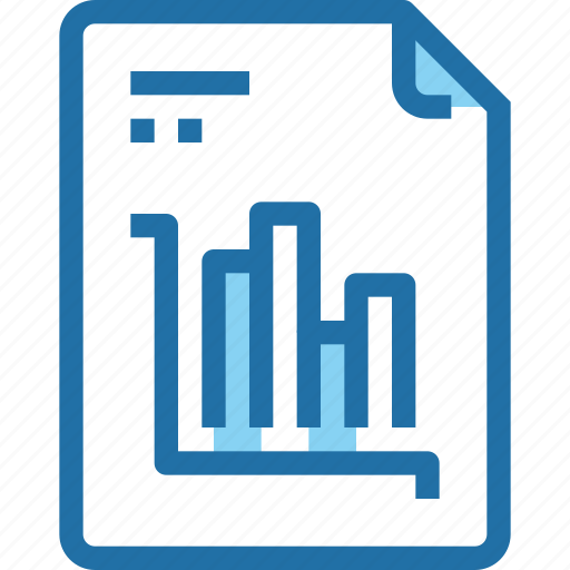 business, data, document, file, office, report icon