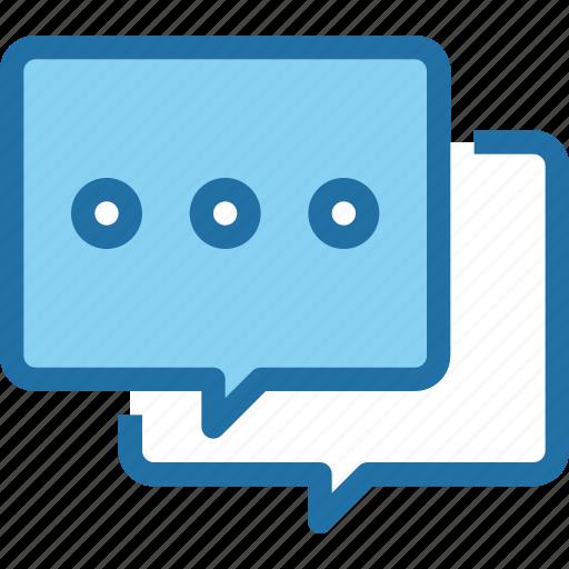 business, communication, message, speech bubble, talk icon