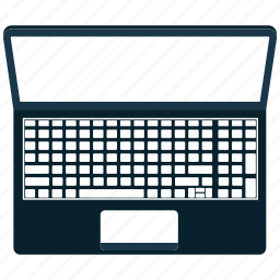 business, device, laptop icon