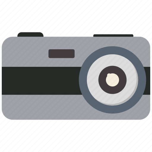 camera, digital, dslr icon