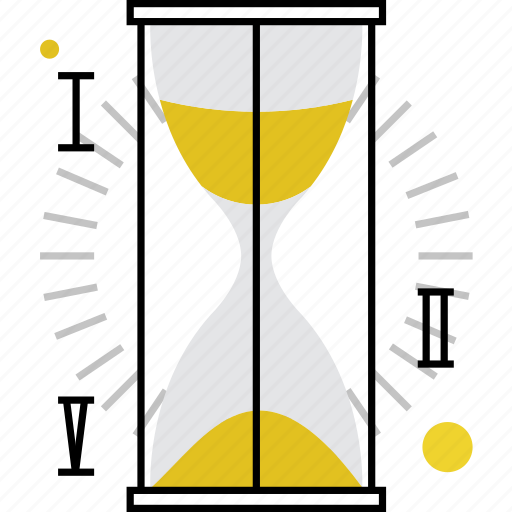 countdown, deadline, hourglass, sandclock, time, timer, timing icon