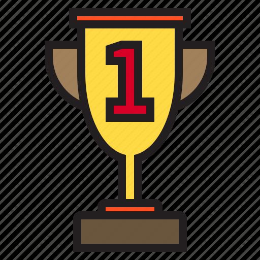 award, business, eliement, office icon