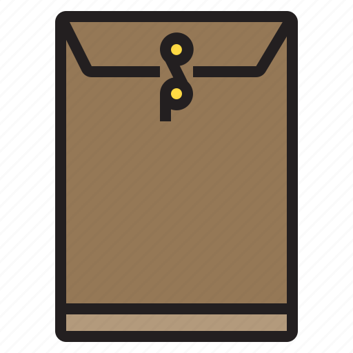 business, eliement, envelope, office icon