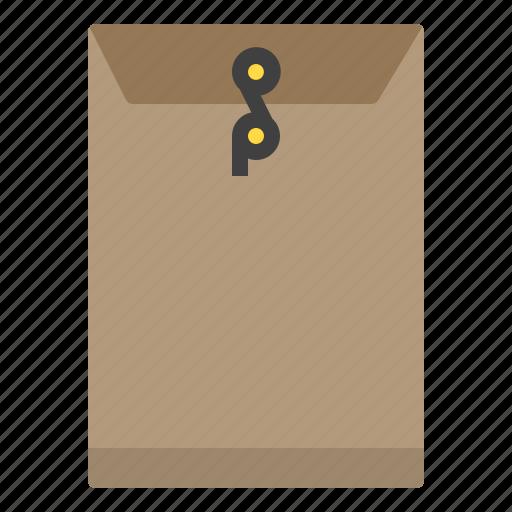 business, eliement, envelope, office icon