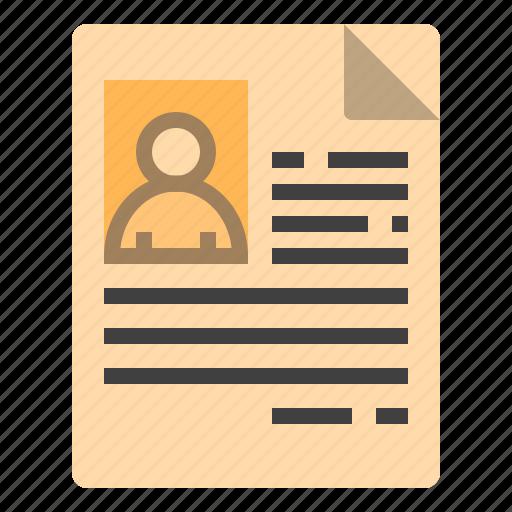 business, eliement, file, office icon