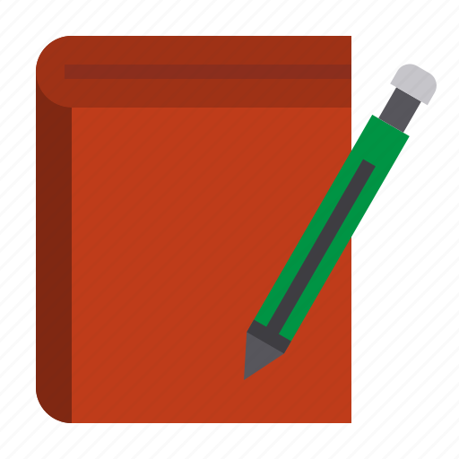 business, eliement, note, office icon
