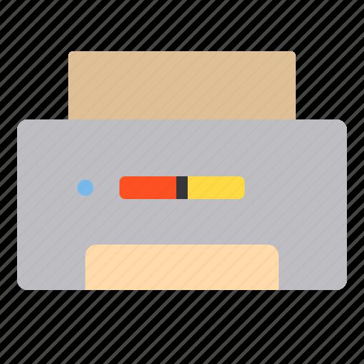 Business, eliement, office, printer icon - Download on Iconfinder