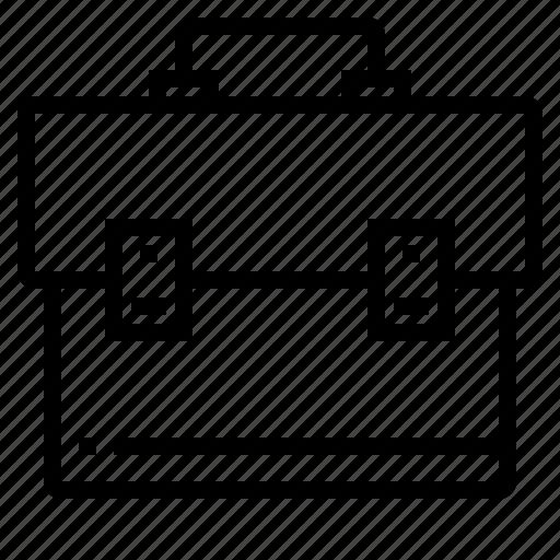bag, business, eliement, office icon