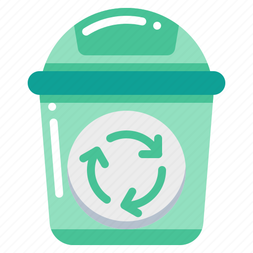 Bin, eco, recycle, trash icon - Download on Iconfinder