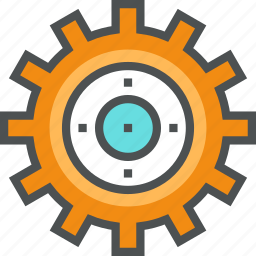 cog wheel, cogwheel, engineering, gear, mechanical, progress, settings, work icon