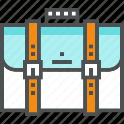 bag, briefcase, business, case, document, portfolio, suitcase icon