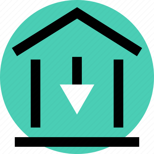banking, low, rate icon