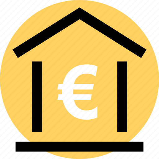 Banking, euro, money icon - Download on Iconfinder