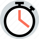 clock, due, time icon