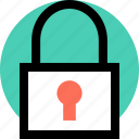 lcok, safe, secured, security icon