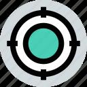 eye, goal, target