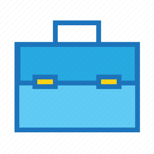 briefcase, business, case, finance, office, suitcase icon
