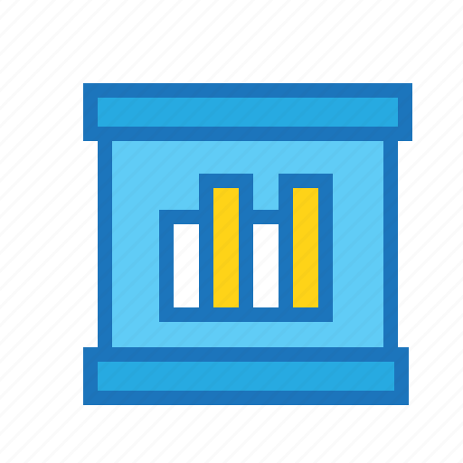analytics, business, chart, finance, graph, marketing, office icon