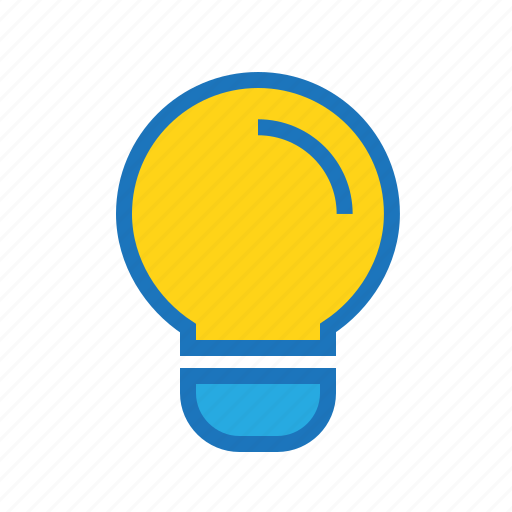 bulb, business, finance, ideas, lamp icon