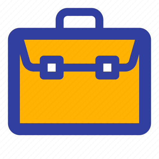 briefcase, business, finance, marketing, office, suitcase, work icon
