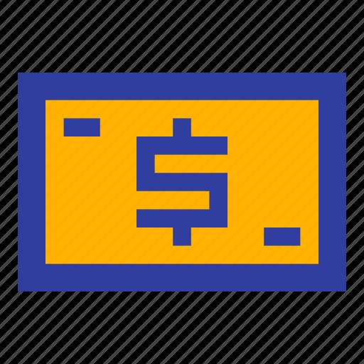 business, cash, dollar, fee, finance, money, usd icon