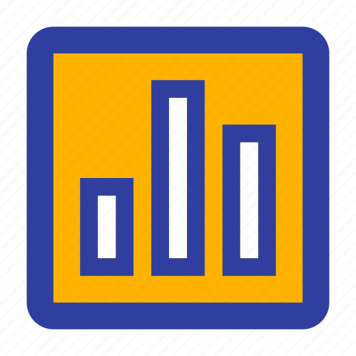 analysis, business, chart, graph, report, statistics icon